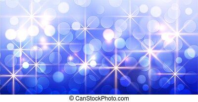 blurry, 新年, 背景