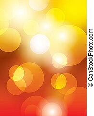 blurry light vector
