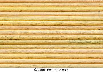 blyertspenna, struktur