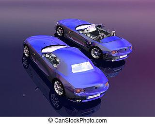 Bmw Z4 2.5 i sportscar.