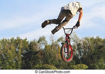 bmx, sport, vélo, cyclisme