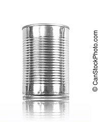 boîte, aluminium