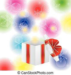 boîte-cadeau