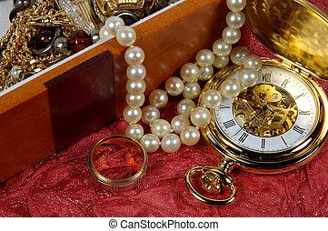 boîte, jewelery