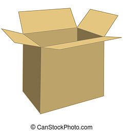 boîte, planche
