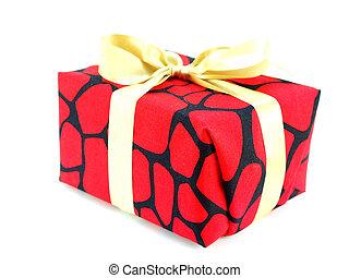boîte, présent, cadeau