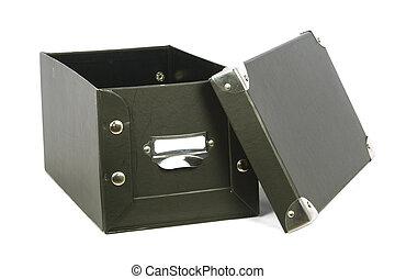boîte, stockage