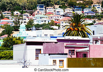 Bo Kaap , Cape Town, South Africa