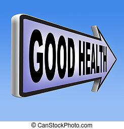 boa saúde