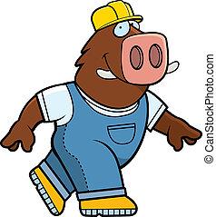 Boar Builder