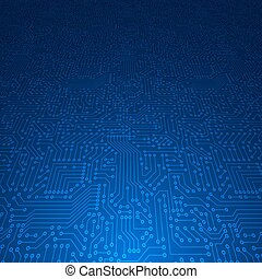 board., circuito computador