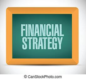 board., message, financier, stratégie