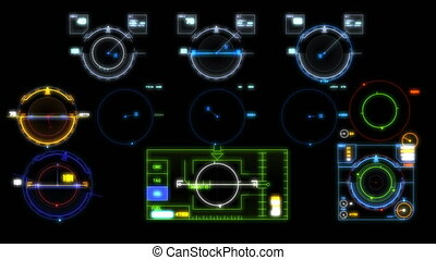 board of a flying control 4k