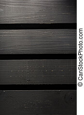 board on black background