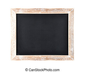 Board on white background