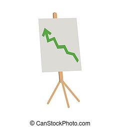 board presentation icon