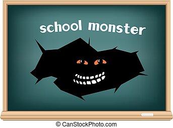 board school monster