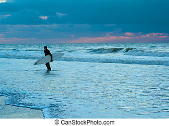 board surfer