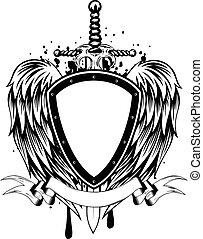 board sword wings
