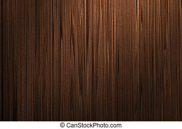 Board wall dark wood grain