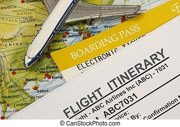 boardingkortet
