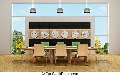 boardroom , μοντέρνος