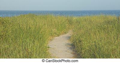 Boardwalk Panorama