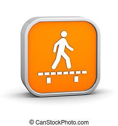 boardwalk, sinal