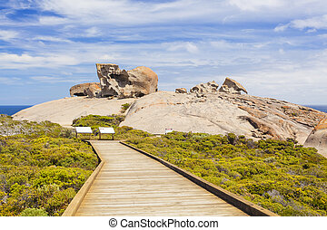 Remarkable Rocks on Kangaroo Island, South Australia