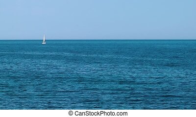 Boat and the Sea