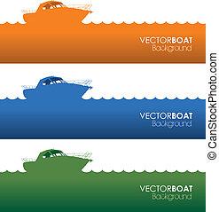 boat background