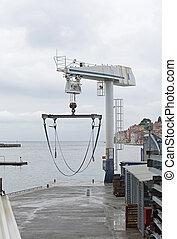 Boat Crane
