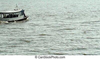Boat Departing 2
