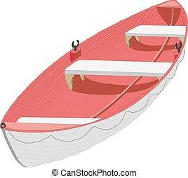 Boat Icon Vector Illustration eps10