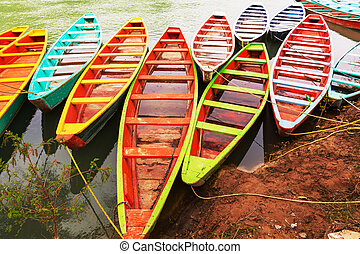 Boat in Mexico - Fishing boats in Mexico