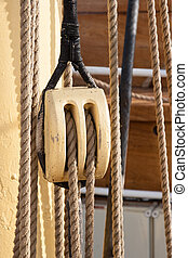 boat pulley