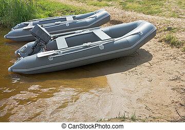Boat sports
