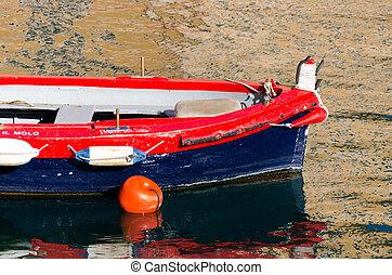 boat to Camogli