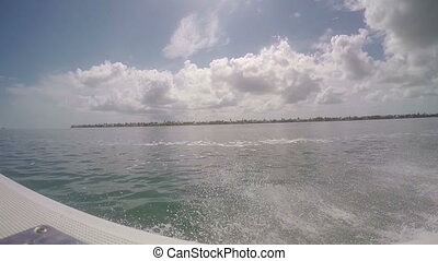Boat Travel Florida Keys - Shot two Florida Keys Boat Travel...