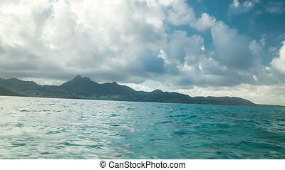 boat trip in mauritius  - Ride on boat, Mauritius