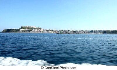 Boat Trip, Island