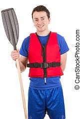 Boating guy