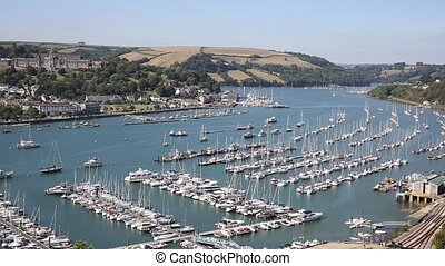 Boats and yachts Dartmouth Devon - Boats and yachts in...