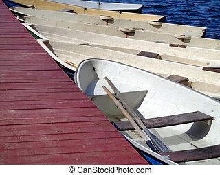 Boats berth