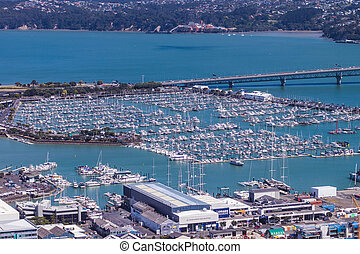 Boats of Auckland