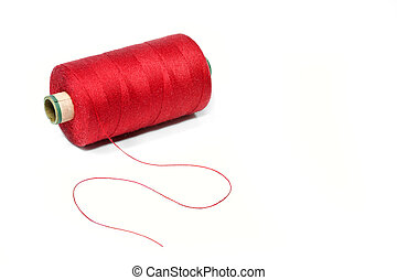 Bobbin of thread