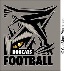 bobcats, futebol