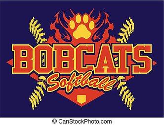 bobcats softball