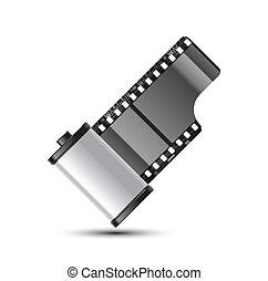 bobina, película