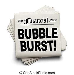 boble, briste